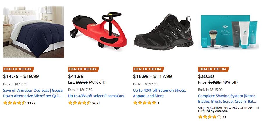 150e9ec936099 Amazon's Black Friday Deals Week - Savings Beagle