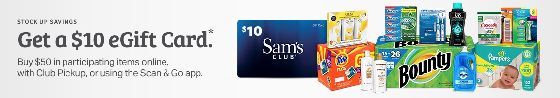 Sams Club Promotion >> Sam S Club Promotions To Stack With The Sam S Amex Offer Savings