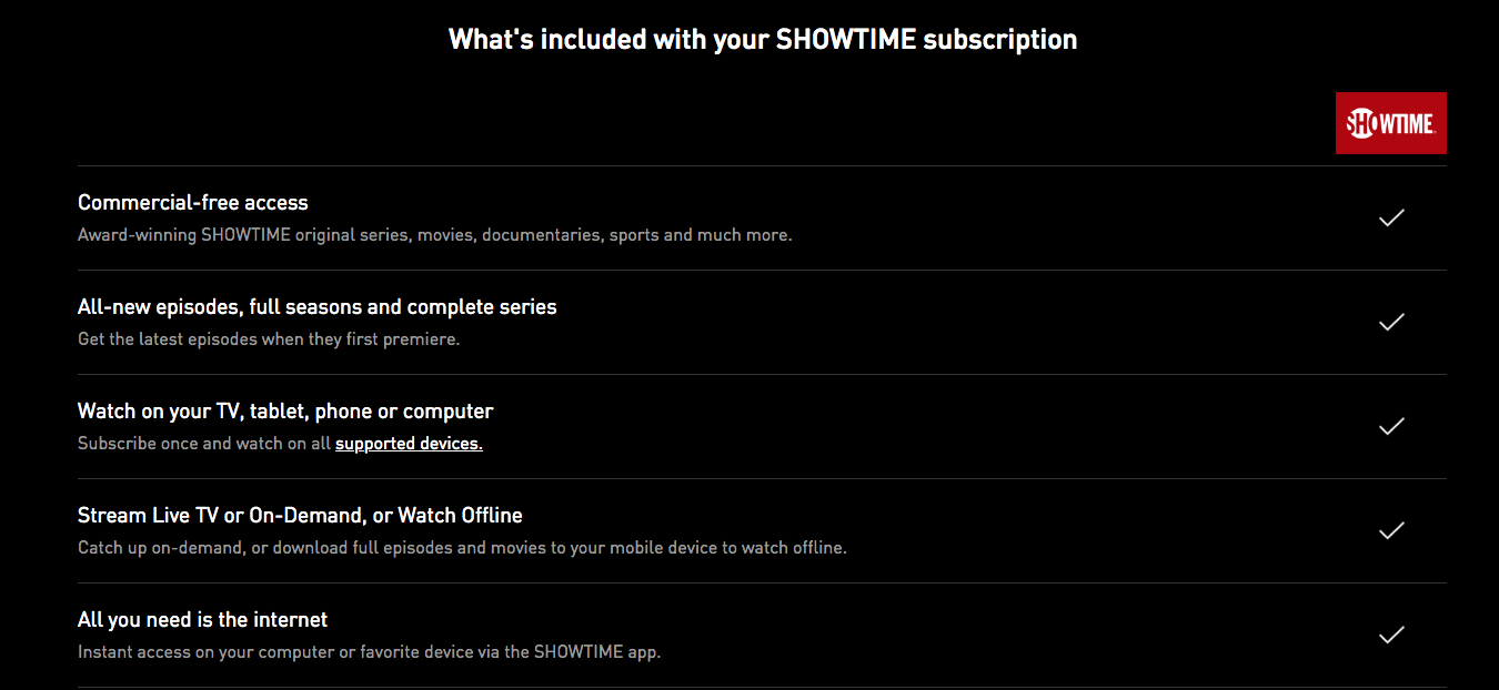 Stream Showtime and Save $5 per Month with This Amex Offer