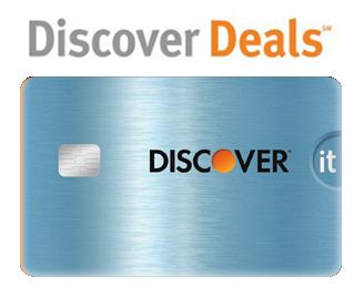 Discover Deals - credit card cash back guide - Savings Beagle